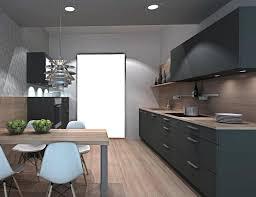 nolte küche lackfront grau