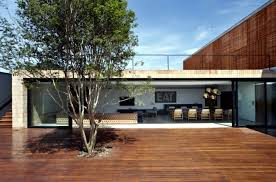 Modern House Minimalist Design by Aesthetics Meets Minimalist Modern House By Guilherme Torres