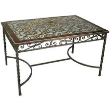 t l gurley antiques inc mexican tile top table 1stdibs