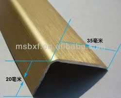 Tile Stair Nosing Trim by Aluminum Stair Nosing Pvc Stair Nosing Aluminum Stair Nose Trim