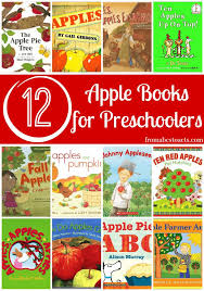 Printable Pumpkin Books For Preschoolers by 165 Best A Is For Apple Preschool Themes Images On Pinterest