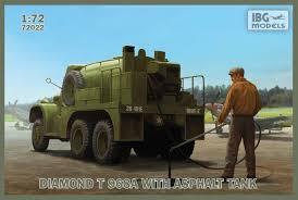 100 Diamond Truck IBG Military 172 T968 Cargo Kit Internet Hobbies