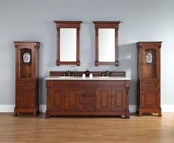 Bathroom Double Vanity Cabinets by Amazon Com James Martin Brookfield 72
