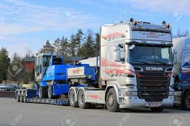 SALO, FINLAND - APRIL 15, 2016: Scania R580 Is Parked On A Truck ... Lowboy Trailers By Globe Lowbed Trucks 2 Various Lowbed Cfigurations Hauling 164th White Agco Semi With 4175 4wd On Lowboy Trailer Truck Stuck Isuzu Giga Fvz Moving Sany Excavator And Ertl Diecast Mack Ultra Tractor Flatbed Vintage Lowboy Trailers For Sale Whosale Buy Reliable Motsports Underbed Ingenuity Shipped To Your Door Tri Green Sterling Lowboy Truck In Flora Peterbilt Custom 379 Heavy Haul Matchin Low Boys Eager Beaver For Sale N Magazine 3d Trailer Polys Turbosquid 1165519