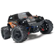 100 Radio Control Monster Truck Traxxas LaTrax Teton 118 4WD RTR TRA760545 RC Planet