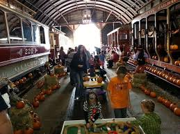 Columbus Pumpkin Patch by Pumpkin Patch U0027 Rail Rides Celebrate Fall Connecticut Post