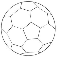 Dessins Gratuits à Colorier Coloriage Soccer à Imprimer