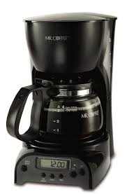 Mr Coffee DRX 5 4 Cup Programmable