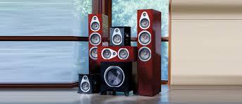 Polk Ceiling Speakers Amazon by Polk Rtia 5 1 Home Theater Speaker System Hometheaterhifi Com