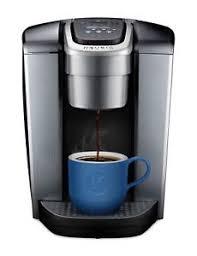 Keurig K Elite Single Serve Coffee Maker Brushed Slate 5000197490