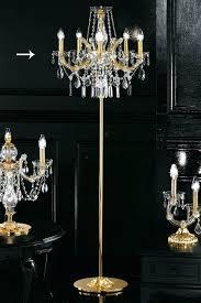 Halogen Floor Lamps Uk by Floor Lamps Crystal Candelabra Floor Lamp Grady Floor Lamp