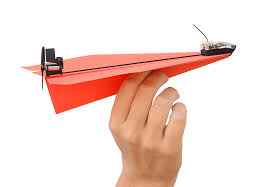 PowerUp 3 0 Turns Paper Airplanes into a Smartphone Operated UAV