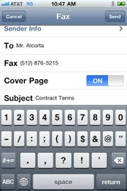 5 Best Fax Sending Apps for iPhone and Android