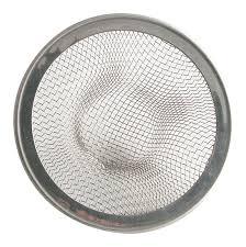 ldr 501 3340 110mm stainless steel mesh kitchen strainer sink