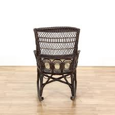 Black Wicker Rattan Cane Seat Rocking Chair Loveseat Kitchen Sets ... Wicker Rocking Chair Grey At Home Windsor Black Rocker And End Table Set With Patio Resin Steel Frame Outdoor Porch Noble House Harmony With White 3pc Cushion Good Looking Glider Big Plans Sw Chairs Lounge Dark Brown Amazoncom Cloud Mountain 3 Piece Bistro Decorating Rockers Gliders Coral Coast Casco Bay
