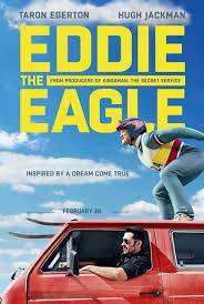 Eddie The Eagle 2015