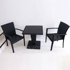 Black Dining Set 3pc Black Rocker Wicker Chair Set With Steel Blue Cushion Buy Stackable 2 Seater Rattan Outdoor Patio Blackgrey Bargainpluscomau Best Choice Products 4pc Garden Fniture Sofa 4piece Chairs Table Garden Fniture Set Lissabon 61 With Protective Cover Blackbrown Temani Amazonia Atlantic 2piece Bradley Synthetic Armchair Light Grey Cushions Msoon In Trendy For Ding Fabric Tasures Folding Chairrattan Chairhigh Back Product Intertional Caravan Barcelona Square Of Six