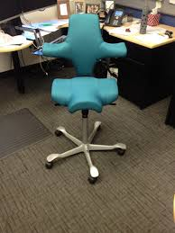 Hag Capisco Chair Manual by A Healthy Addiction Office Setup