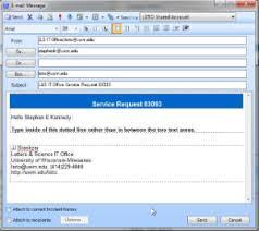 Uwm Help Desk Internal by Cherwell Email System Letters U0026 Science It Dashboard