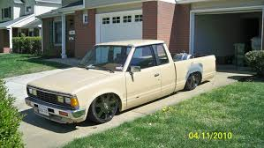 100 1985 Nissan Truck Drag720 720 PickUp Specs Photos Modification Info At