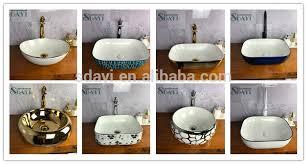 bad kleine keramik gold farbe waschbecken handgemachte draht zeichnung waschbecken buy gold farbe waschbecken made becken bad kleine größe