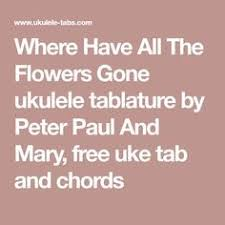 Ukulele chords Getting To Know You Julie Andrews