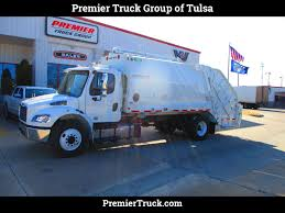 100 Trucks For Sale In Tulsa Ok 2019 New Freightliner M2 106 NEW WAY RefuseRecycle For In