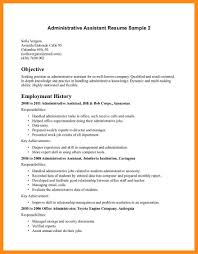 10-11 Resume Samples For Administrative Positions ... Administrative Assistant Resume Example Templates At Freerative Template Luxury Fresh Executive Assistant Resume 650858 Examples With 10 Examples Administrative Samples 7 8 Admin Maizchicago Proposal Sample Professional Hr Medical Support Best Grants Livecareer Unique New Office Full Guide 12 Objective Elegant