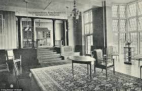 King Edward V11 Chair by Tuberculosis Sanatorium Opened By Edward Vii Is Converted To