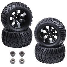 4x RC Monster Tires & Wheels Hex:12mm For 1:10th Monster Truck EP ... Custom Truck Wheels For Sale Tires Online Brands Dmax Full Wheel Tire Sets 8 Spoke Maxi Pin Iconfigurators Fuel Offroad Wikipedia For 20 Inch Rims Choosing Ideal Truck Tires And Wheels Youtube American Force Magliner 10 In X 312 Hand 4ply Pneumatic With 15 Baja Rear Sand Paddle 2 Rovan Rc Rack Sidewalls Roadtravelernet Buying Where Do You Start Kal