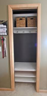 Best 25 Small Coat Closet Ideas On Pinterest