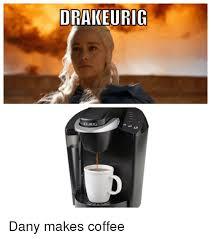 Game Of Thrones Coffee And Keurig KEURIG