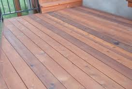 fence staining and deck staining