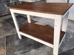 DIY 20 Rustic Kitchen Island Project Fast And Easy Great For All Skill Levels