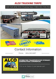 ALCO Truck Cargo Tarp – Trucking Tarps – Medium Trucking Services Repairs Of Drivetrain Components 78 Intertional Acco 1910a Sn W2278 Supplies Psures Of Americas Truck Driver Shortage Extend To Restaurant Best Driving Schools Across America My Cdl Traing Gun Truck Wikipedia 2012 Freightliner Coronado W2312 Cape May Relief Org To Hurricane Michael Victims When Disaster Strikes Truckers Respond American Logistics Supply Chain Problems Uber Apps Solve In 2018 The Company Inc