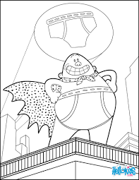 Captain Underpants Coloring Page Are You Looking For CAPTAIN UNDERPANTS Pages Hellokids Has Selected This Lovely