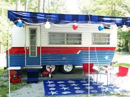 Vintage Camper Makeover