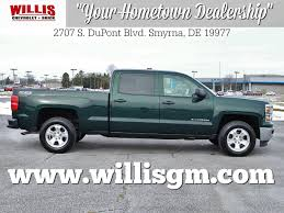 100 Chevy Used Trucks Smyrna Delaware Used Cars For Sale At Willis Chevrolet Buick