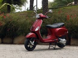Vespa SXL 150 Review Photo Gallery