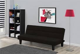 Living Room Chairs Walmart Canada by Dhp Kebo Futon Black Sofa Bed Walmart Canada
