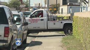 100 Tow Truck Honolulu Bill Could Change Tow Law To Unhook For More Drivers