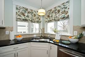 The Best Types And Models Of Modern Kitchen Curtains