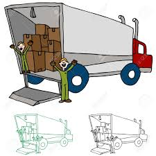 An Image Of A Moving Truck With Workers. Royalty Free Cliparts ... Packing Moving Van Retro Clipart Illustration Stock Vector Art Toy Truck Panda Free Images Transportation Page 9 Of 255 Clipartblackcom Removal Man Delivery Crest Cliparts And Royalty Free Drawing At Getdrawingscom For Personal Use 80950 Illustrations Picture Of A Truck5240543 Shop Library A Yellow Or Big Right Logo Download Graphics