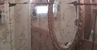 Bathroom Mosaic Mirror Tiles by I Would Love To Cover The Mirror Tiles That Are In My Very Small
