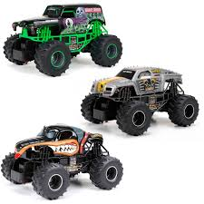 100 Bigfoot Monster Truck Toys New Bright 124 Radio Control Full Function