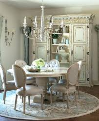 French Style Dining Room Country Design Ideas