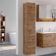 badezimmer hochschrank dolveran