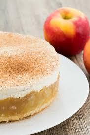 apfel sahne torte mit pudding