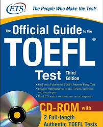 Free Download The Official Guide To TOEFL Test