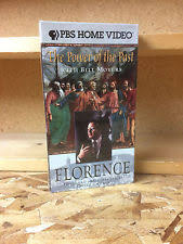 POWER OF THE PAST WITH BILL MOYERS FLORENCE VHS David Grubin Brand New